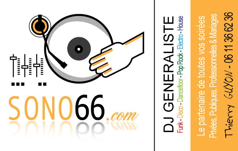 Cration Dune Carte De Visite Pour SONO66